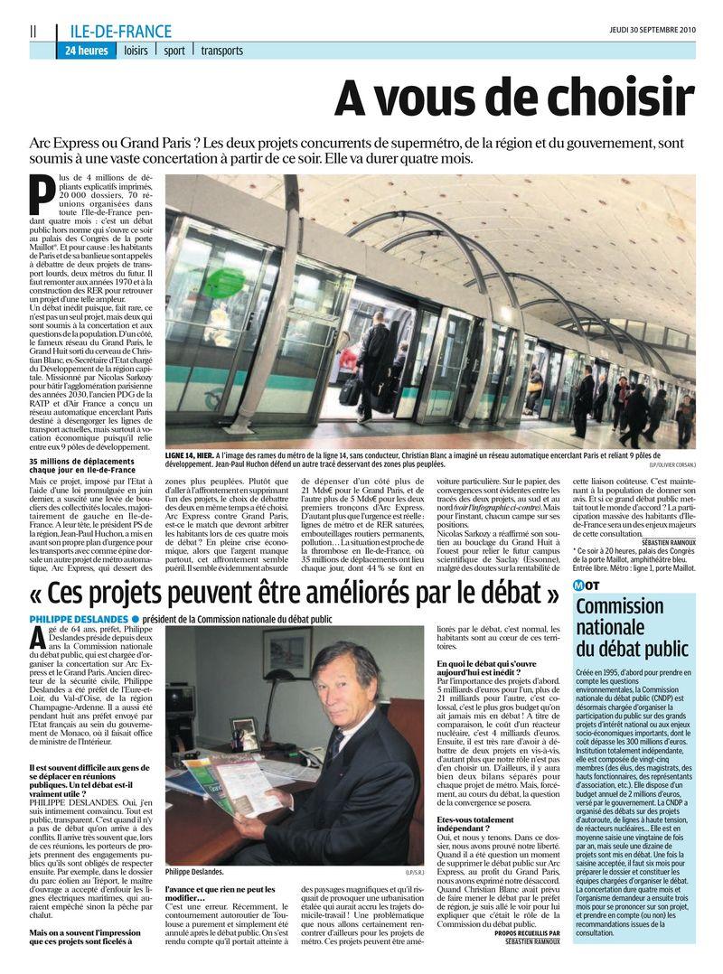 Parisien92 30 septembre
