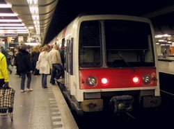 Rer-a-chatelet