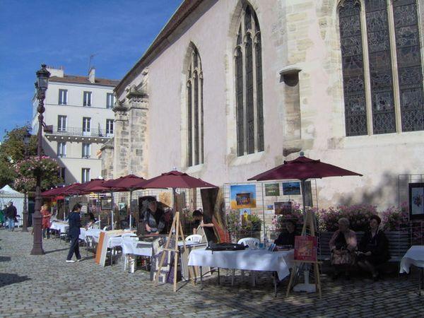 Nadine Jeanne, élue De Puteaux: Quartier De La Vieille