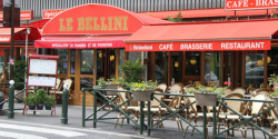 Terrasse-du-restaurant-brasserie-le-bellini-à-puteaux-paris-la-défense