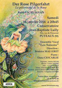 Pelerinage de la Rose 16janvier2015 Puteaux