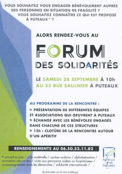 Forum solidarité