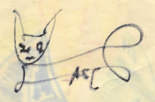 Signature de Camille Renault