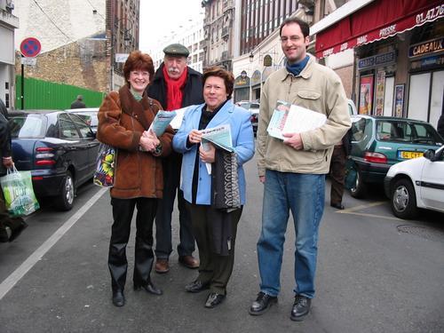Election cantonale : 15 février 2004.